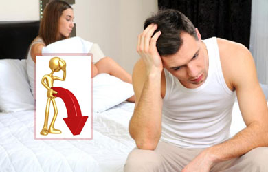 man with erectile dysfunction
